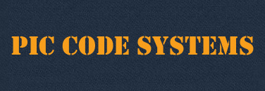 PIC CODE SYSTEMS